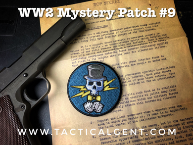 WW2 Mystery Patch #9