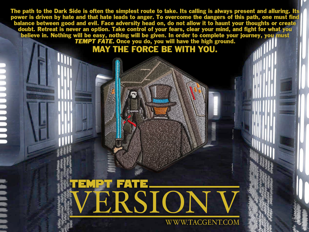 Tempt Fate V Patch - May the 4th!