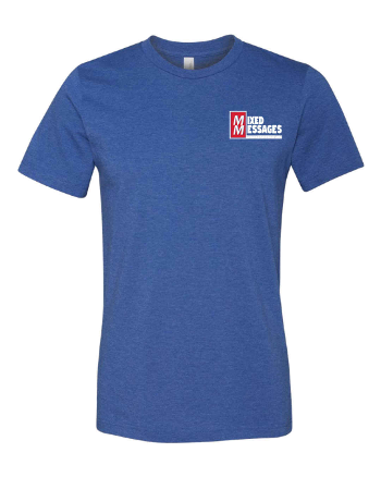 Blue Short Sleeve T-Shirt