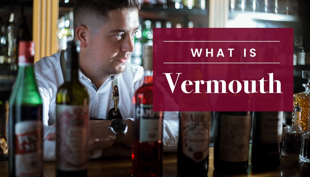 What is vermouth