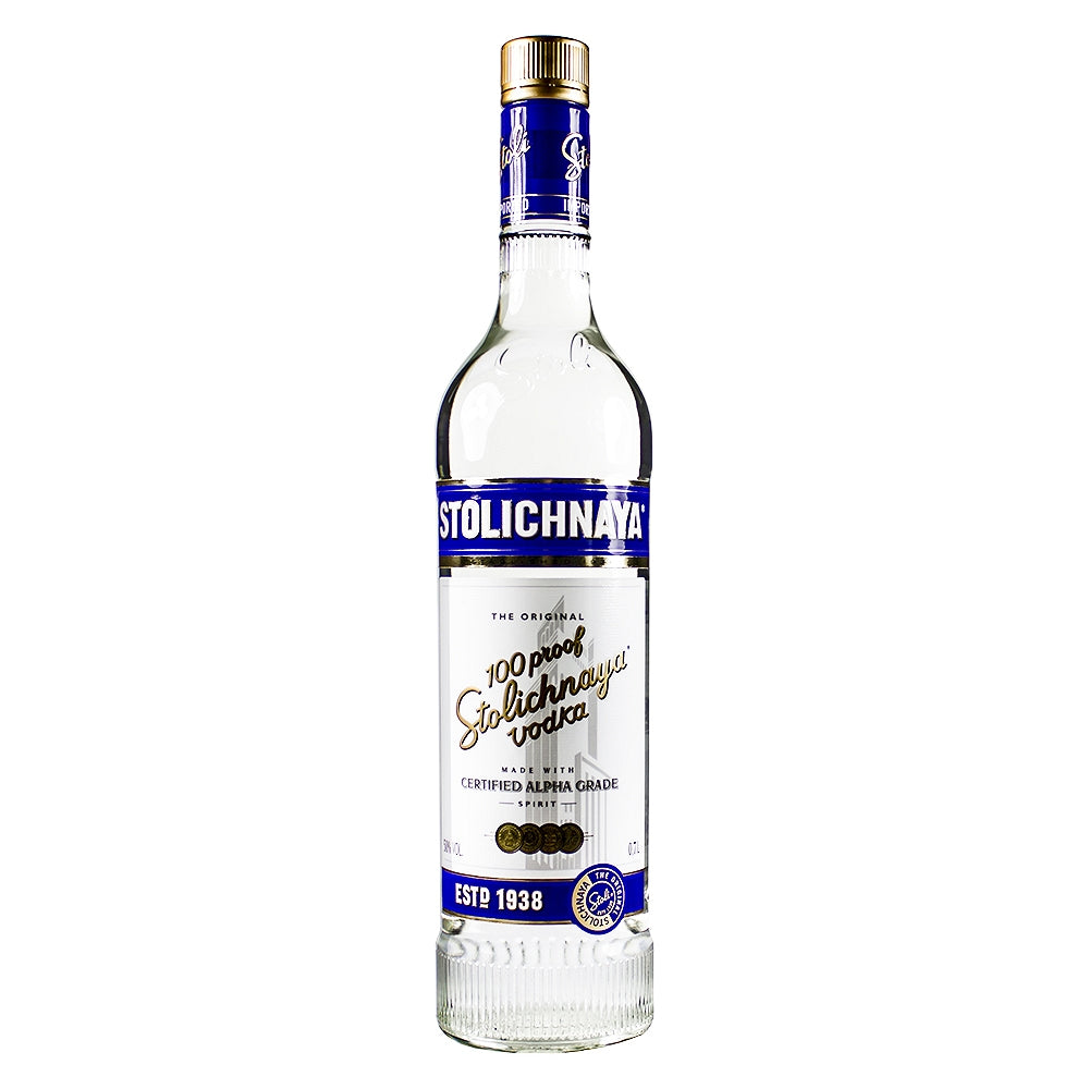 10 Best Vodka Brands in the World
