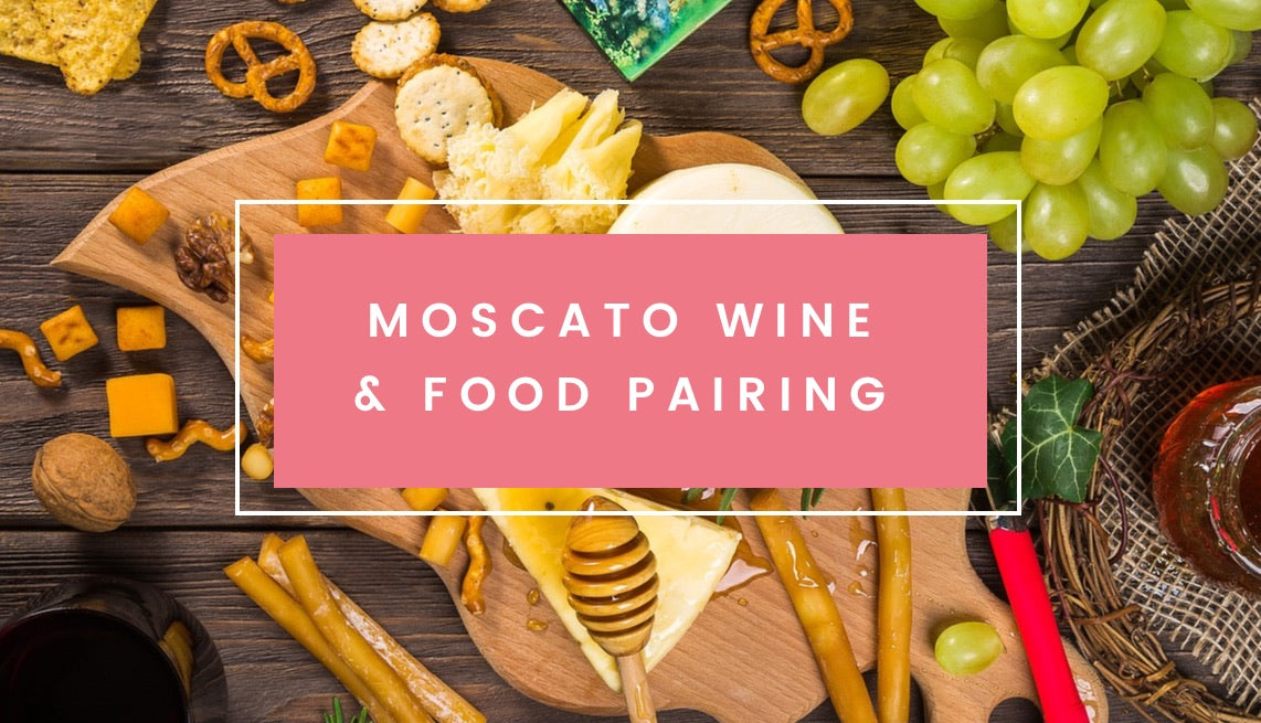 Moscato Wine Pairing With Food