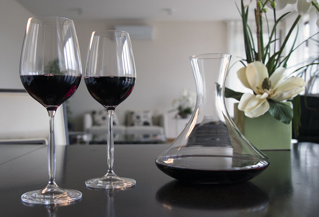 Cindy red wine glasses