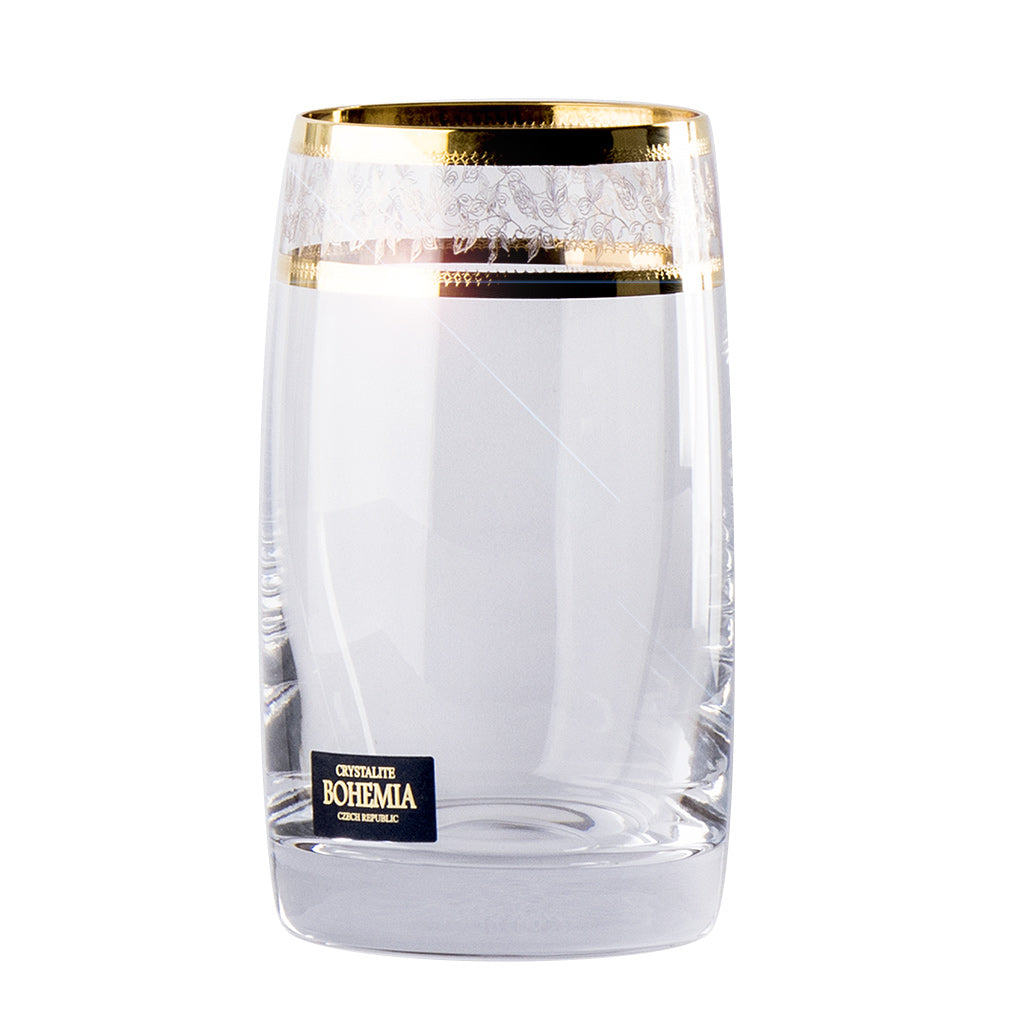 Ideal Gold Decor Tumbler
