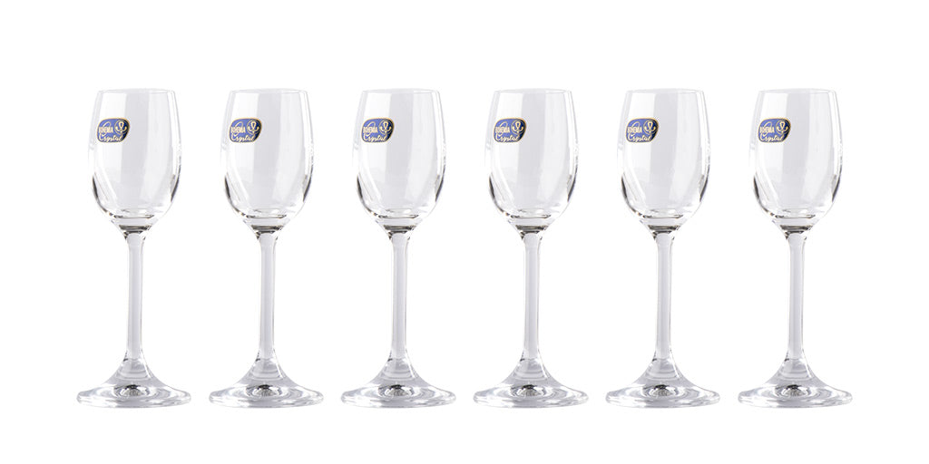 Lara liquor glass set