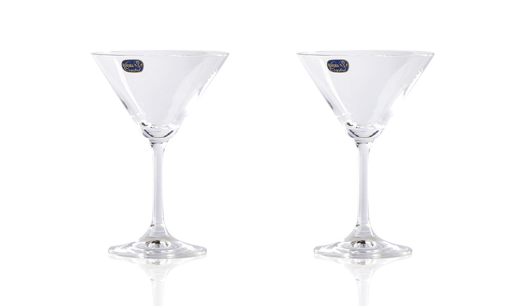 Lara collection martini glass