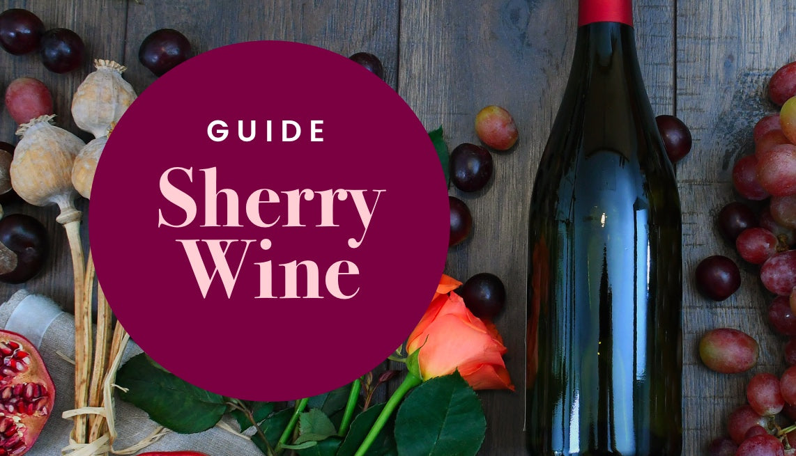 What is sherry wine
