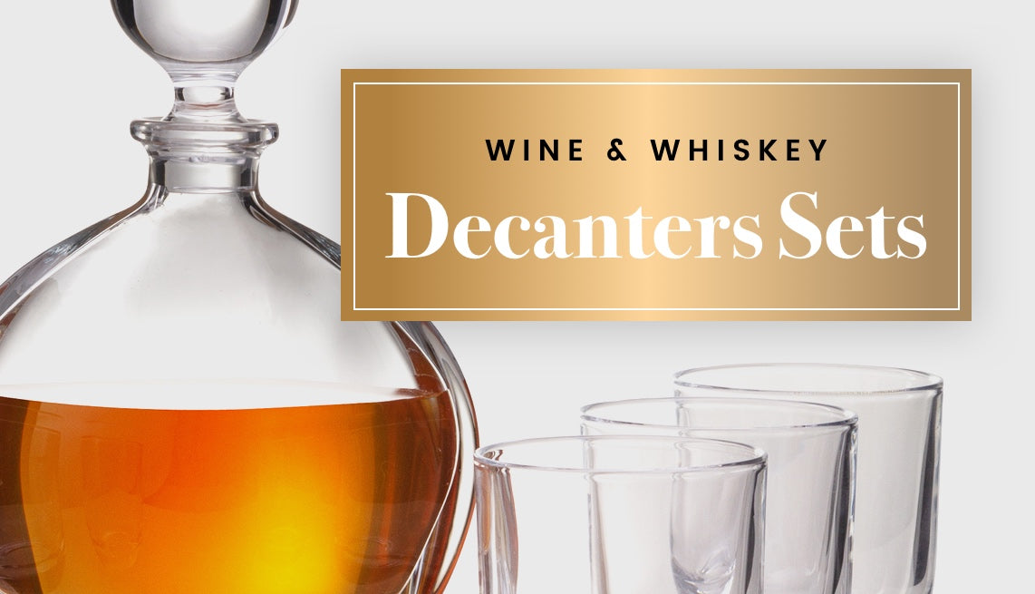 Wine and Whiskey Decanter Sets Guide