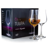 Tulipa Wine Glasses Set of 6 (11.8 oz)