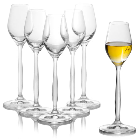 Cindy Liquor glasses set of 6 (2.02 oz)