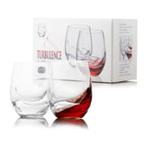 Turbulence Red wine Tumblers Set of 2 (16.9 oz)