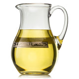 Bohemia Crystal Platinum Decor Jug (50 oz)