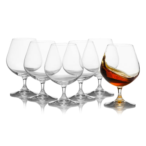 Lara Brandy Glasses Set of 6 (13.5 oz)