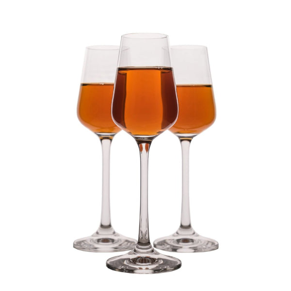 Sandra Liquor Glasses Set of 6 (2.19 oz)