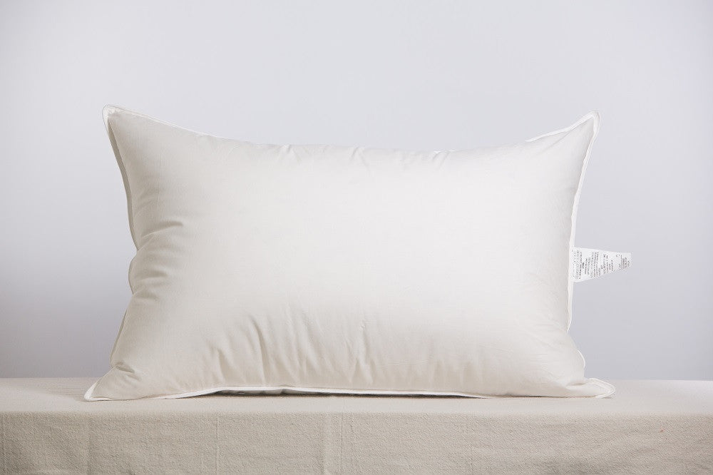 Natural 100% Down Pillow