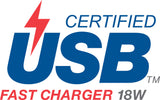 USB IF certified power brick