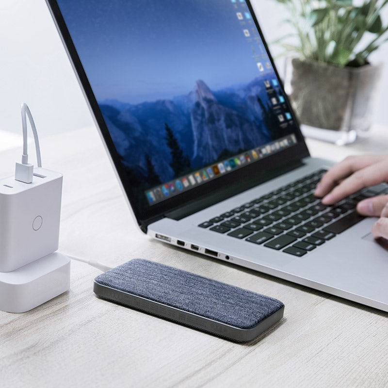 PowerPack 10K USB-C Power Bank (iPhone Cords Sold Separately)