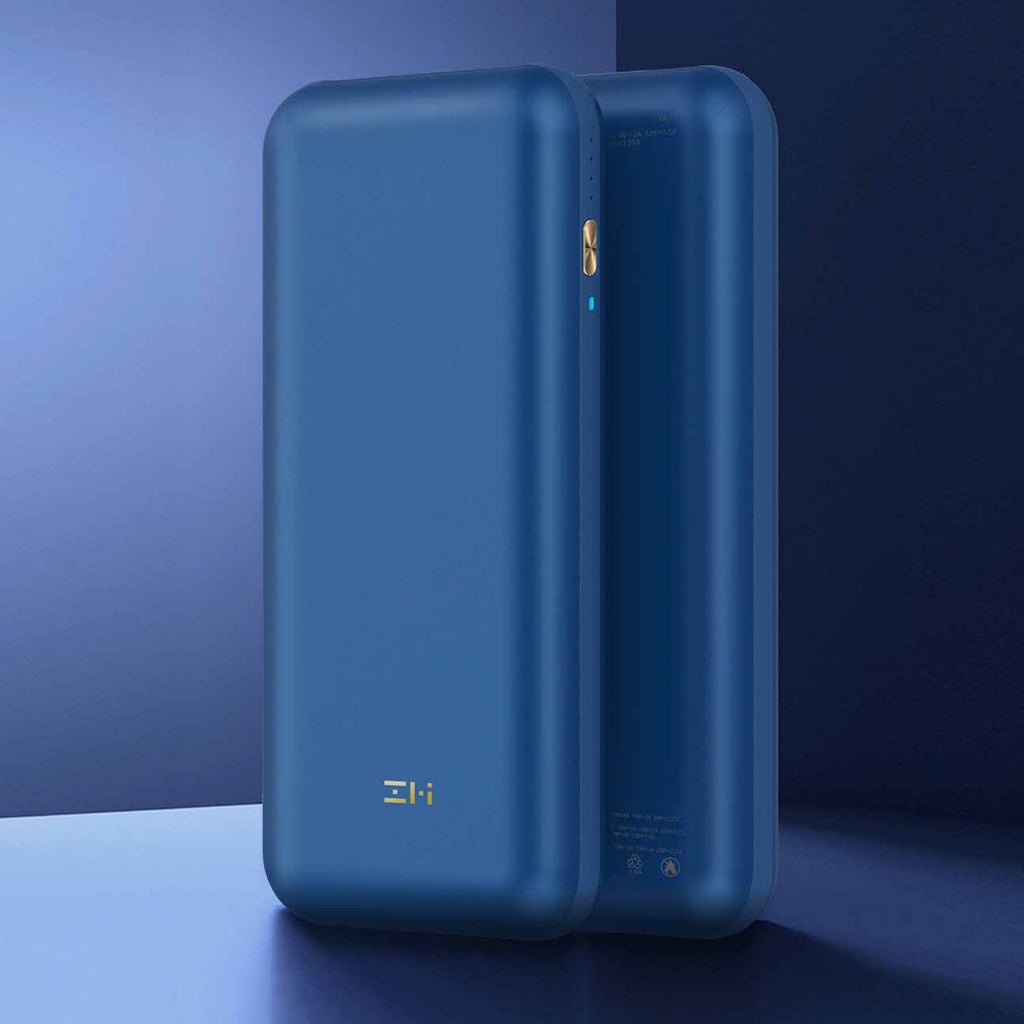 ZMI PowerPack 20K Pro USB PD Backup Battery & Hub 65W Power Bank with PPS