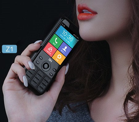 ZMI Z1 - 4G World Phone with Roaming and WiFi Hotspot Pay-As-You-Go Plans Offered by Xiaomi