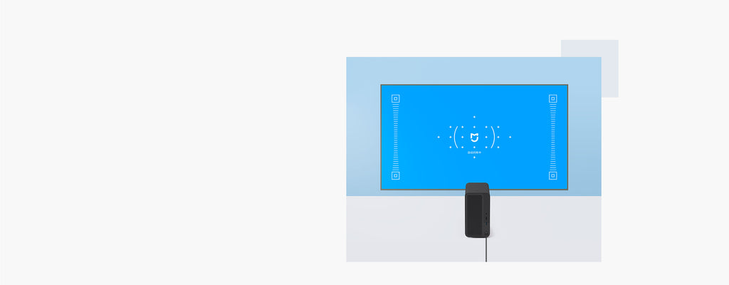 Xiaomi MIJIA™ Streaming TV Projector by Zimi (Showcase Only)