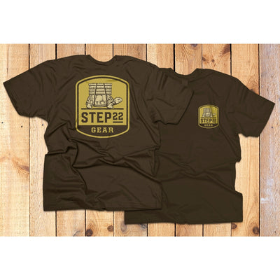 STEP 22 Gear Men's Logo T-Shirt