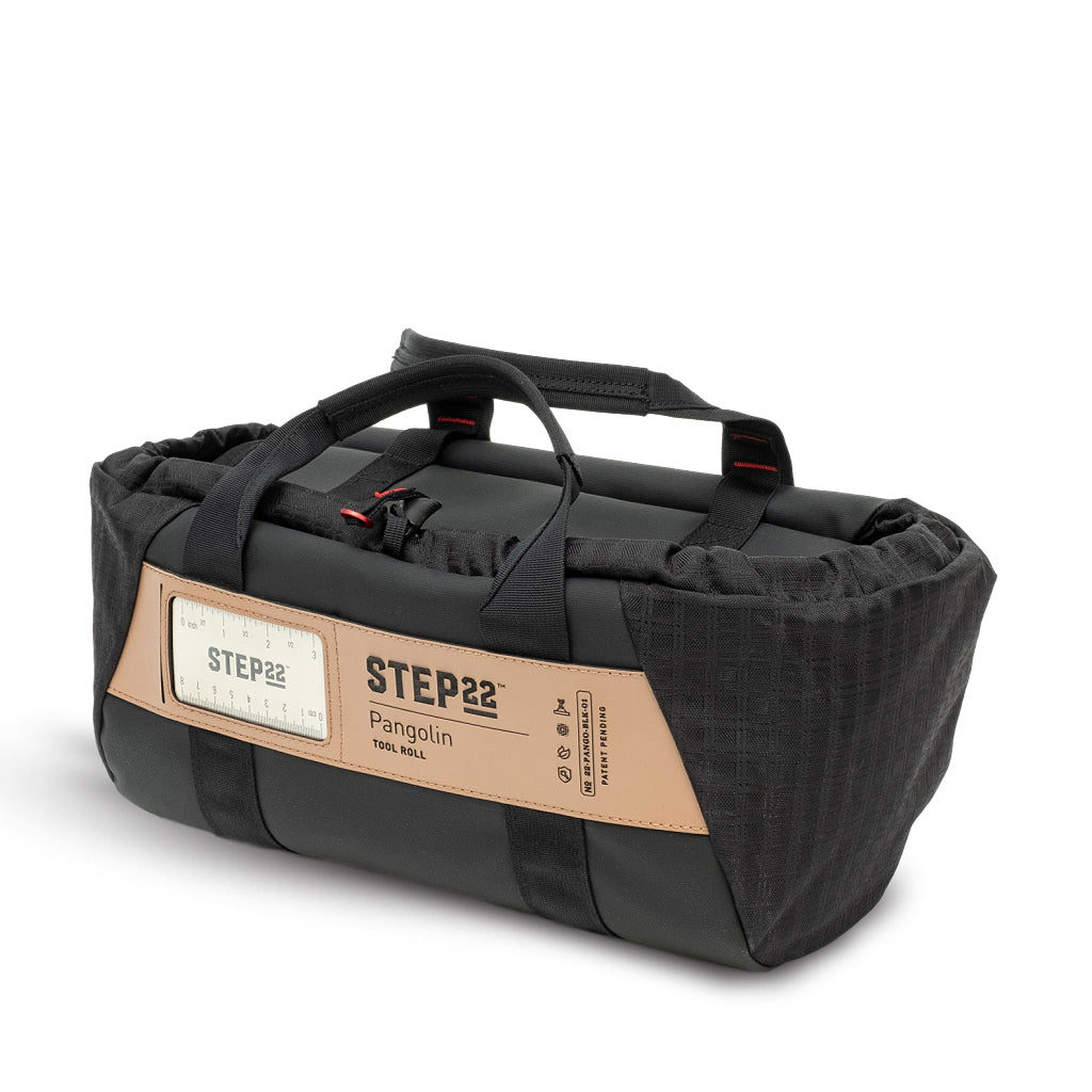 STEP 22 Gear Pangolin Tool Roll Tool Bag