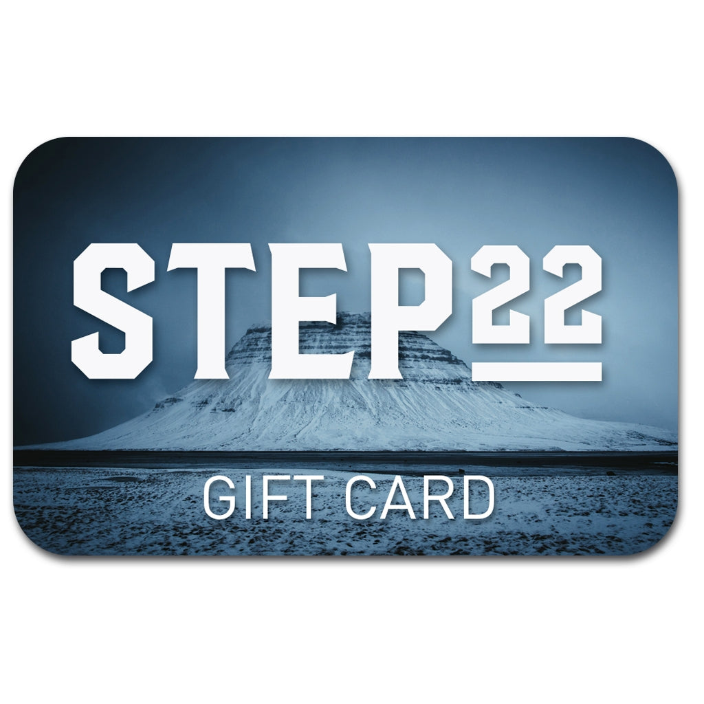 STEP 22 Gear Gift Card