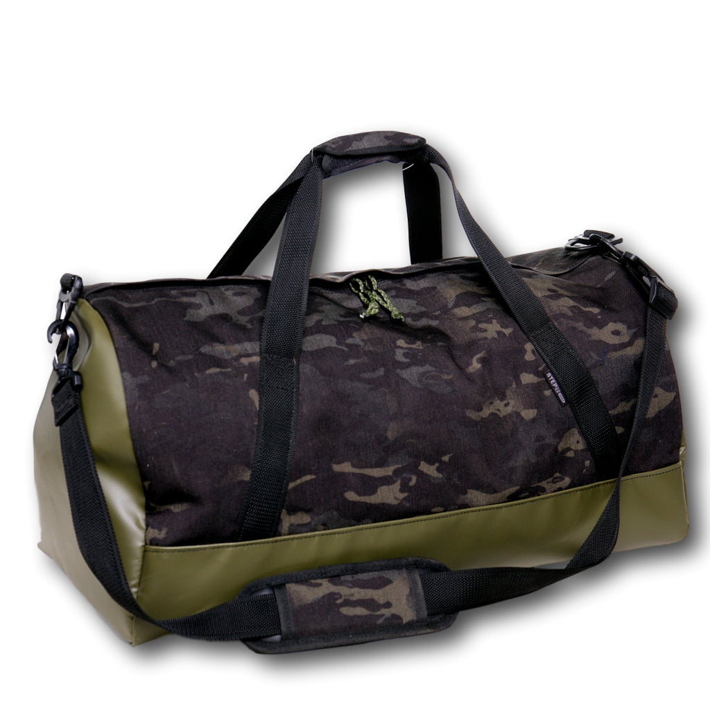 50 L Classic Adventure Duffel Vinyl Base
