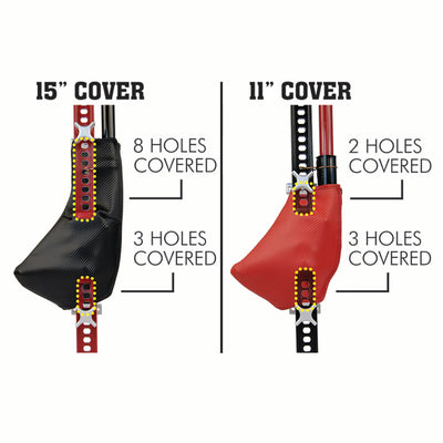 STEP 22 Gear Hi Lift Jack Covers Size Spacing