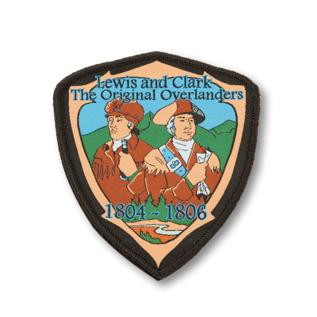 Lewis and Clark Patch