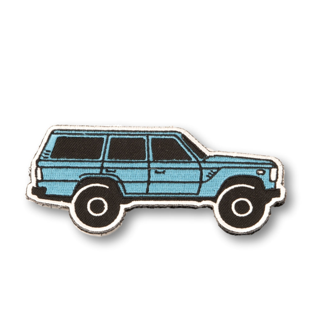 Toyota Land Cruiser 60 Series Patch