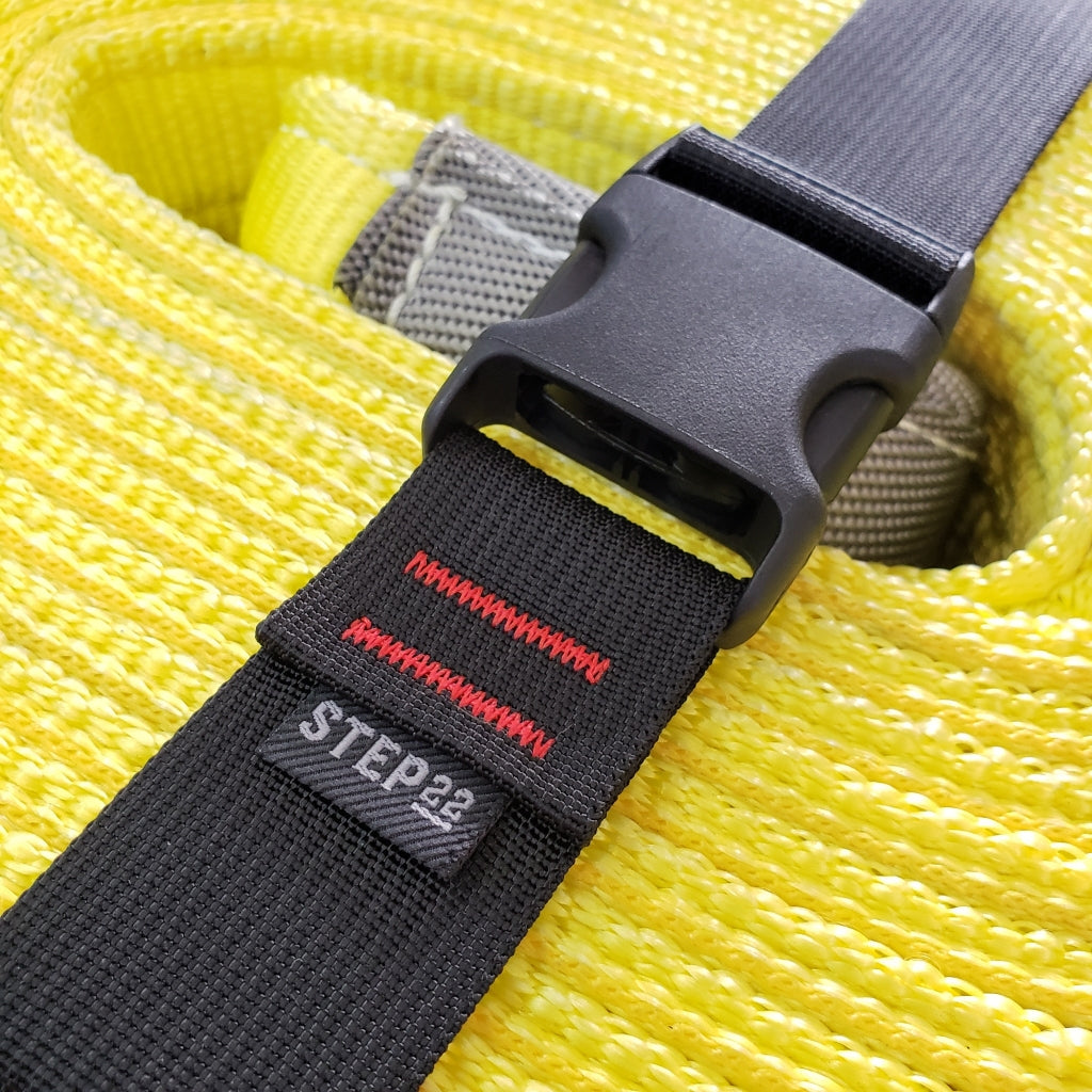 STEP 22 Gear Strap Wraps