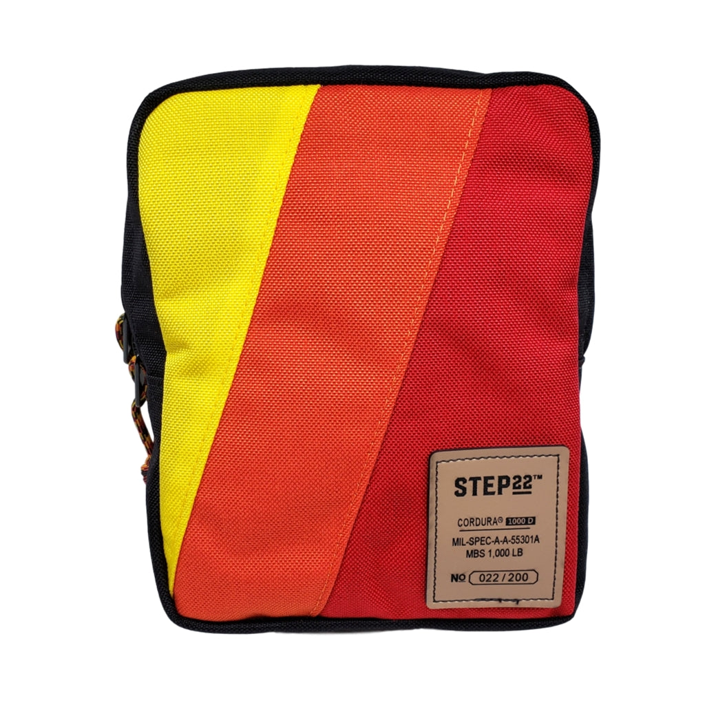 STEP 22 Gear TRD Ivan Stewart Racing Stripes Molle Bag