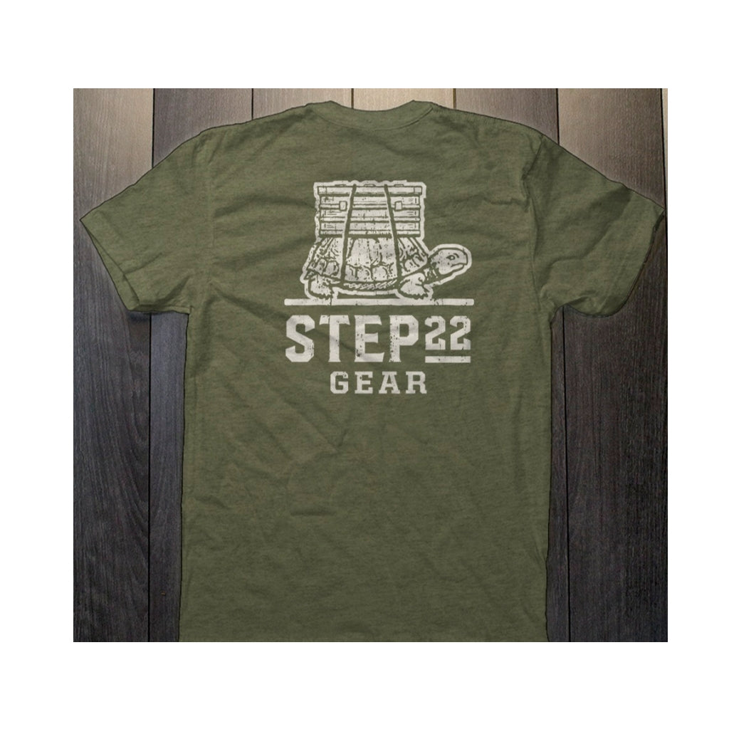 STEP 22 Gear Vintage Logo T-Shirt