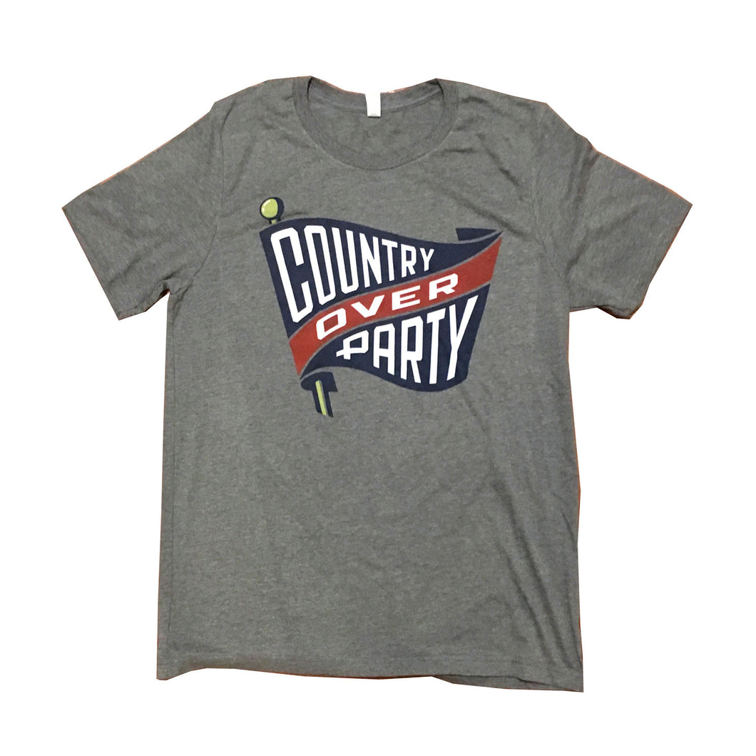 Country Over Party Unisex T-Shirt