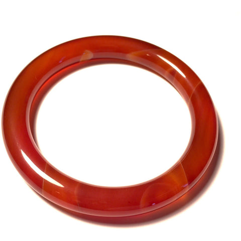 Carnelian Bangle Bracelet-Whitestone Jewelry Co.