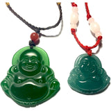 Green & Turquoise Jade Buddha-Whitestone Jewelry Co.
