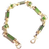 Jade Tennis Bracelet-Whitestone Jewelry Co.