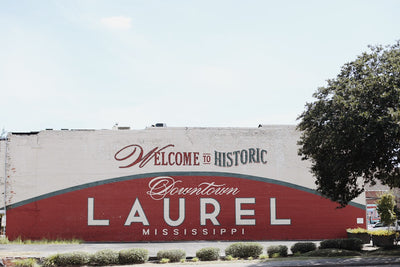 Laurel's Downtown Murals