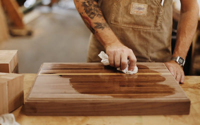 Butcher Block Care
