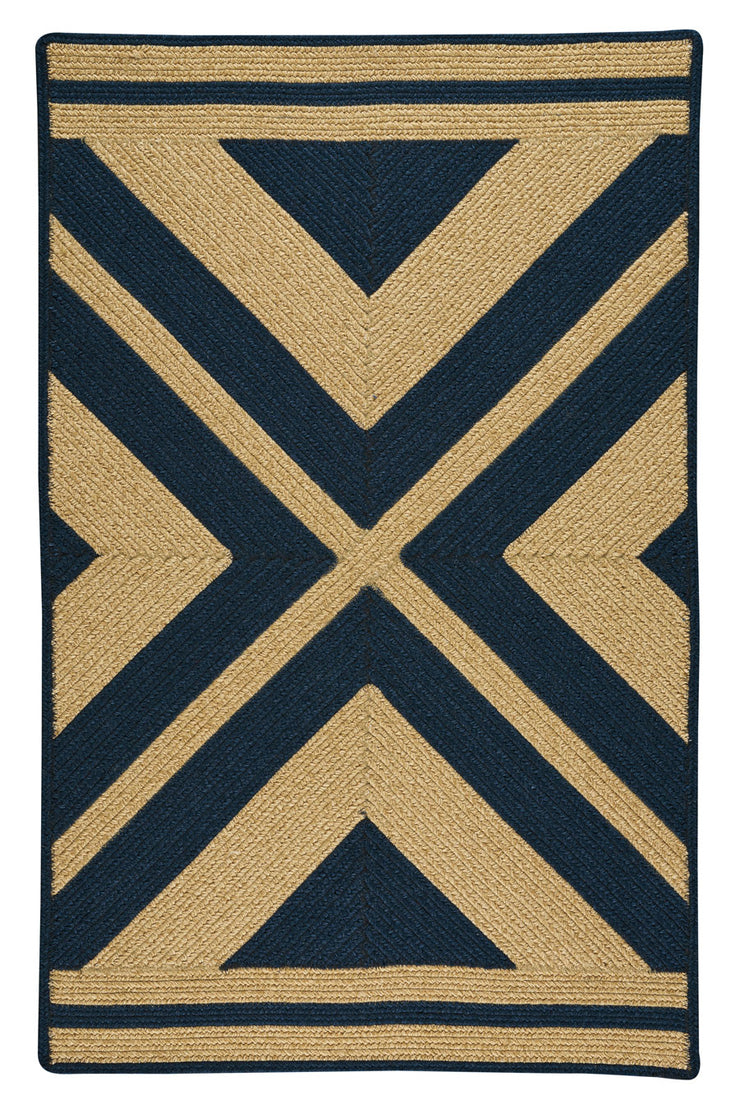 LMCo. Home Quilt Pattern Rug