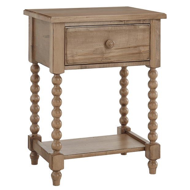 Scotsman Co. American Heirloom Collection Leg Night Table