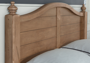 Scotsman Co. American Heirloom Collection Poster Bed with Low Profile Poster Footboard