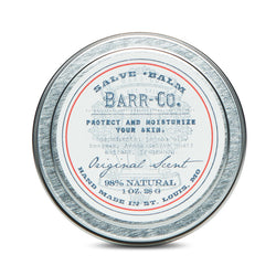 Barr-Co. Original Hand Salve