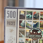 True South Great Smoky Patches Puzzle