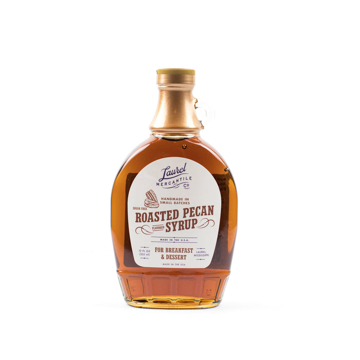 LMCo. Sugar Free Roasted Pecan Syrup