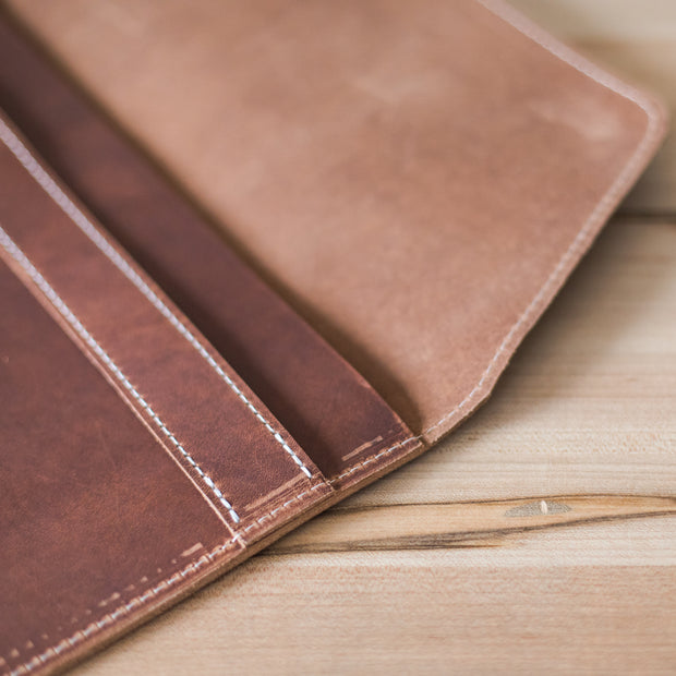 Scotsman Leather Laptop Sleeve