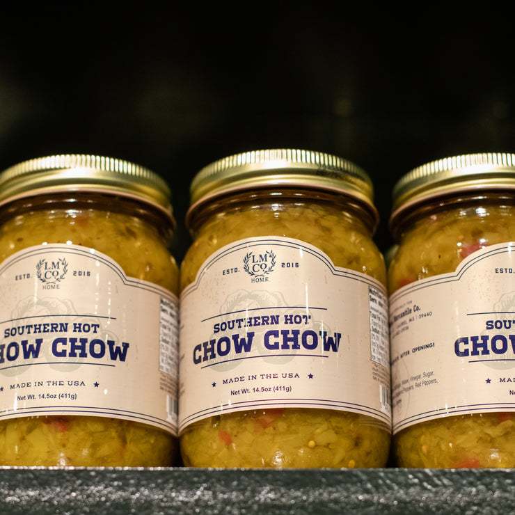 LMCo. Southern Hot Chow Chow