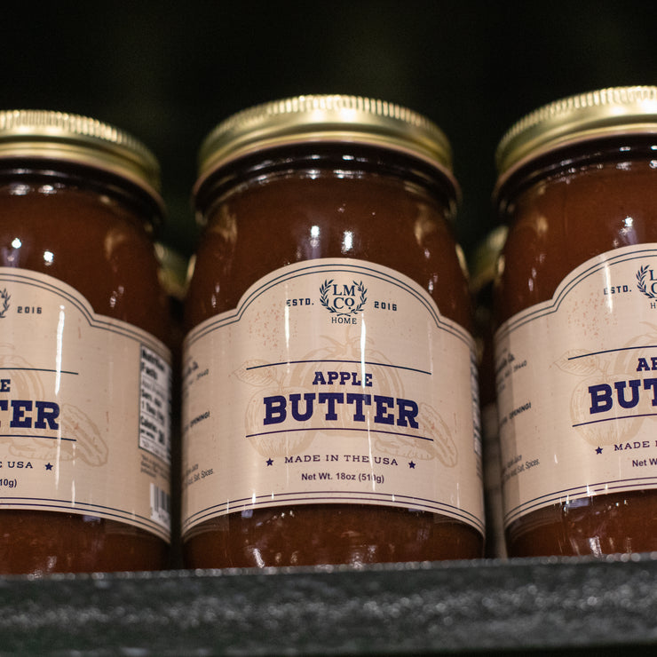 LMCo. Apple Butter