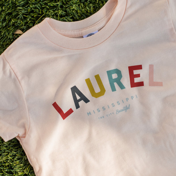 Laurel Colors Kid's T-Shirt